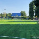 Невдовзі відкриття довгоочікуваного спортивного майданчика в парку «Ошитківський».