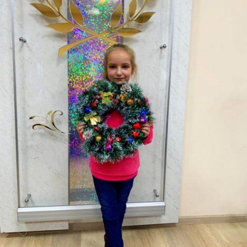 ГО «Ми-Горяни» провели новорічний майстер-клас для дітей