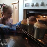 """Флешмоб """"Як ми вдома печемо паски та готуємося до Великодня"""""""