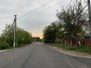 Заасфальтовано частину вул. Мічуріна