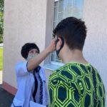 12 учнів 11 класу Гірської ЗОШ відправилися до пункту проведення зовнішнього незалежного оцінювання