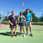 """В неділю 30 серпня завершився дводенний турнір з великого тенісу """"Gora open"""""""