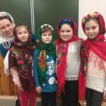 7 грудня - Всесвітній день української хустки