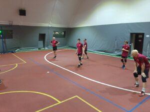 Команди Гірської громади беруть участь у відкритому чемпіонаті з волейболу