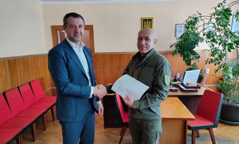 Відбулося підписання Меморандуму про співпрацю між виконавчими органами Гірської сільської ради та державної установи «Бориспільська виправна колонія (№119)».