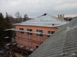 Ремонті роботи у ДНЗ «Берізка» продовжуються: проектант та технагляд - нові!