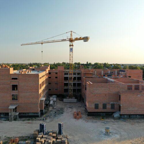 Будівництво школи в Горі продовжуватиметься