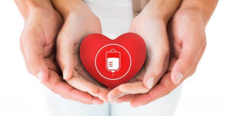 Здай кров - врятуй життя!