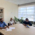 Зустріч робочої групи по здійсненню контролю за використанням, охороною та відтворенням місцевих лісових ресурсів