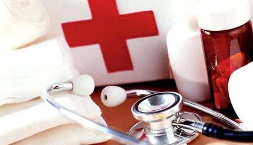 Амбулаторія та аптека в с.Гора