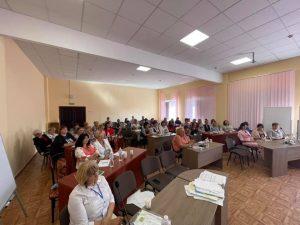Серпнева конференція педагогів