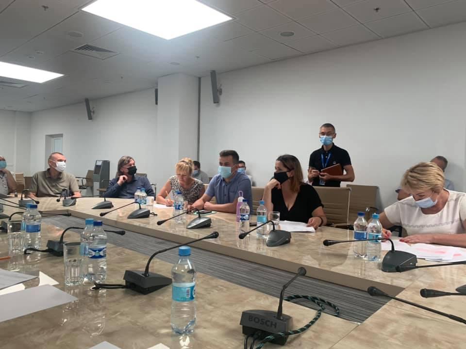 Про результати зустрічі з керівництвом ДП МА «Бориспіль»