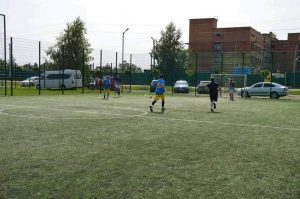 Черговий тур Чемпіонату з міні-футболу!