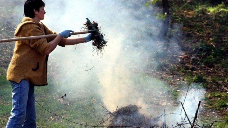 Спалювання листя чи сміття - ЗАБОРОНЕНО!